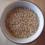 Gesund frühstücken mit frisch gequetschten Getreideflocken