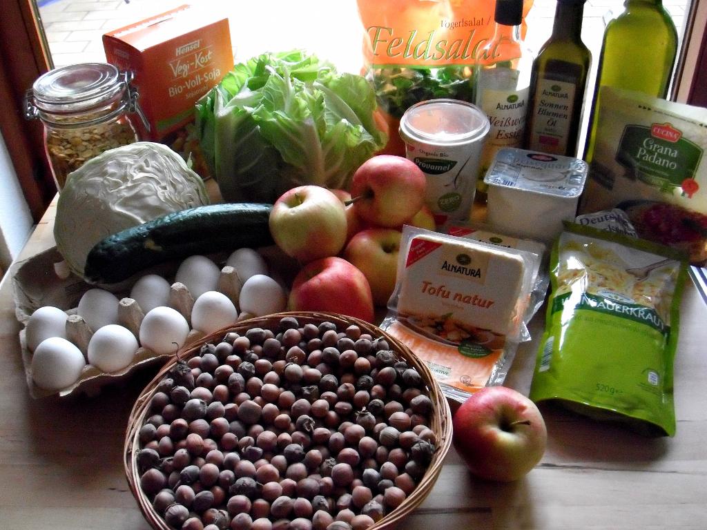 TOP10 Low-Carb-Lebensmittel für Vegetarier und Veganer