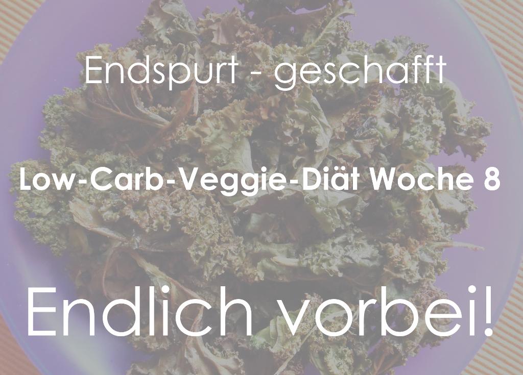 Low-Carb-Veggie-Diät #8: Endspurt - geschafft!_Beitragsbild