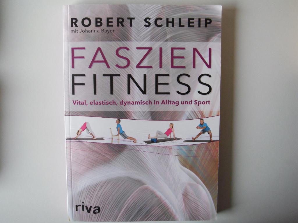 "Fronst Cover ""Faszien-Fitness"" von Robert Schleip"